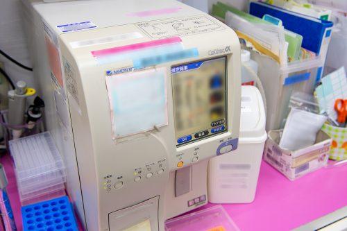血球計算機 Celltacα MEK-6450